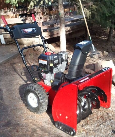 Win This Snowblower