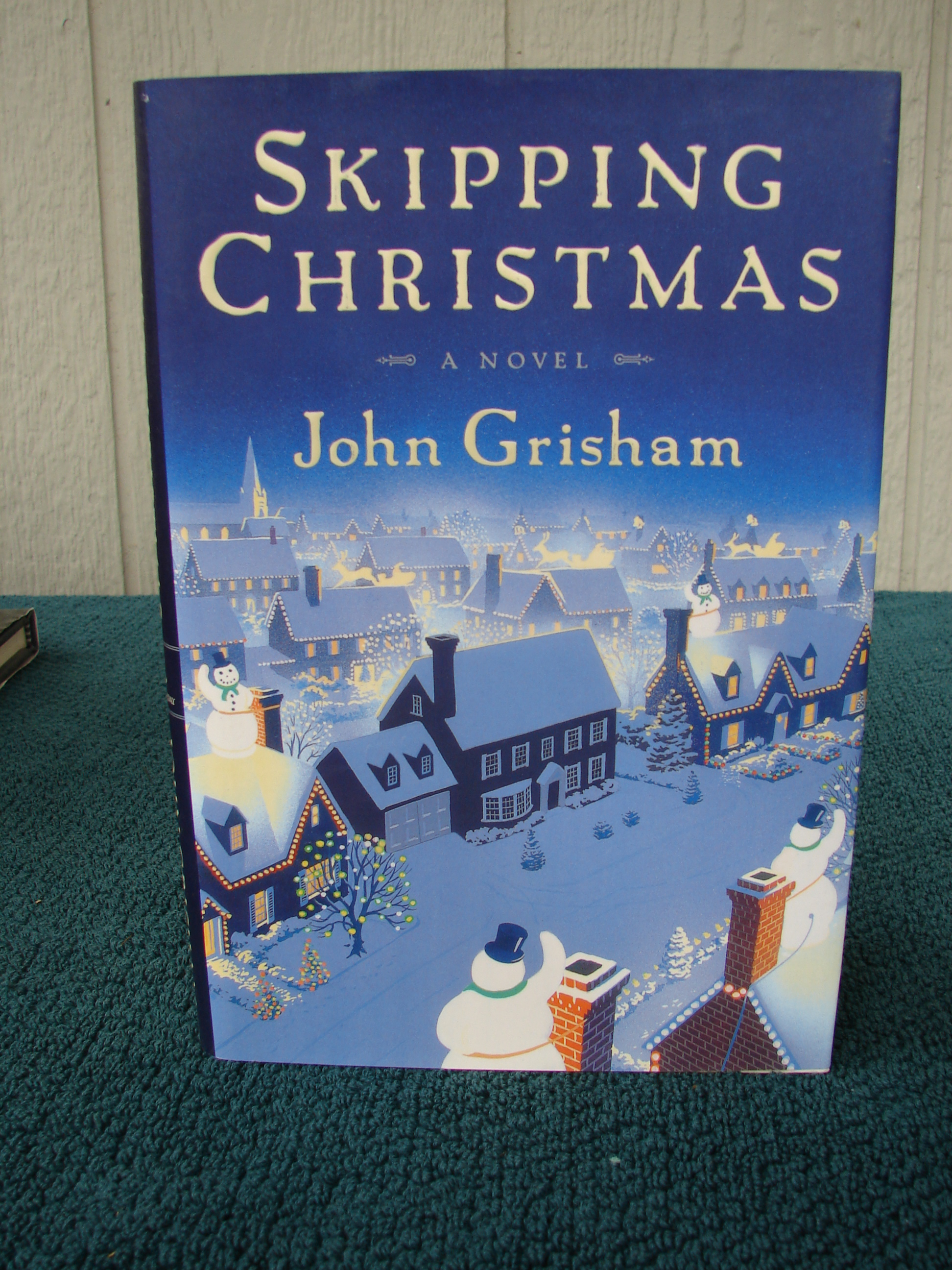 collection of skipping christmas audiobook best